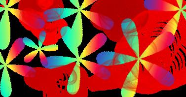 burstingcolor